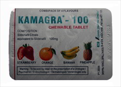chewable Kamagra soft tablets